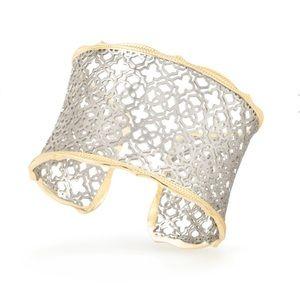 """Candice"" cuff bracelet by Kendra Scott"